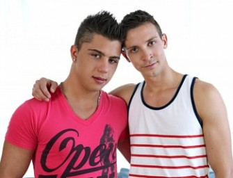 Arnaud Chagall & Shawn Beliveau – Video gay HD