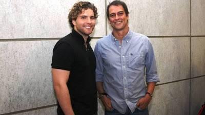 Thiago Fragoso e Marcello Antony falam sobre casal gay em 'Amor à Vida'