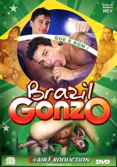 COMPLETO: Brazil GonzO – DELICIA!