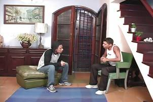Manuel Jacques e Rafael Menendez, dois brasileiros fazendo muita putaria