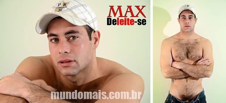 Deleite-se Mundo Mais: MAX, para se apaixonar!