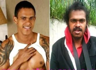 William Carioca, ator pornô, vira mendigo em São Paulo