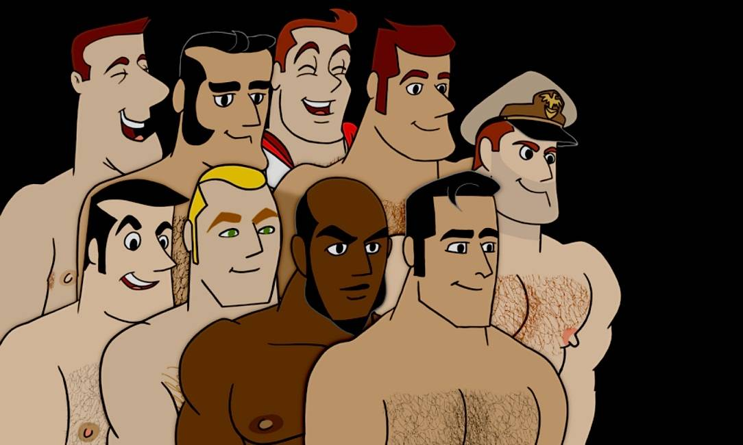 Cartoon Gay com todas os animes juntos! – Animan