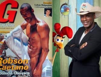 Robson Caetano da Fazenda 7 pelado na G Magazine