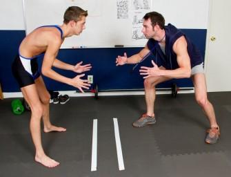 O treinador Hayden comeu seu aluno novinho, Luke