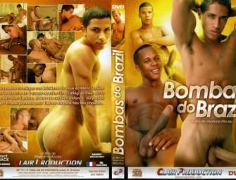 Bombas do Brazil – DVD completo com cafuçus dotados