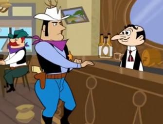 Xerife vai no Cabaré dar a bunda e faz suruba
