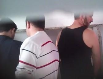 Seleção de vídeos com putaria de machos no banheirão