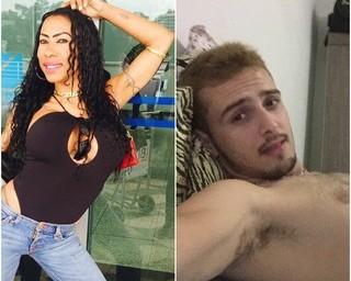 BAPHO! Caiu na net pornô com a Inês Brasil e boy gay