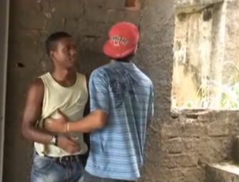 Machos nem se importam com a movimentação da favela