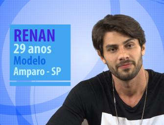 """Vaza suposto vídeo íntimo de Renan, participante do """"BBB16"""""""