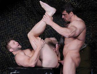 Colby  dá o rabo para Zeb Atlas por trabalho mal feito