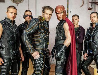 Confronto final entre Magneto e Wolverine acaba em orgia