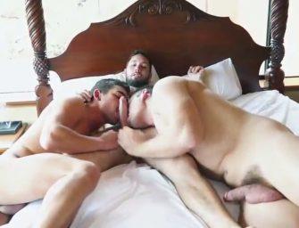 Casal convida vizinho para participar da orgia gostosa