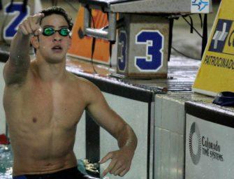 Nudes de nadador brasileiro, Eduardo Amaral, cai na net