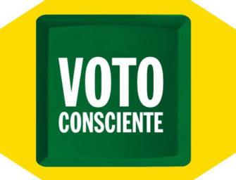 Vote com consciência