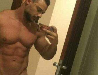 Veja a Nude do Leo Stronda que está fazendo sucesso