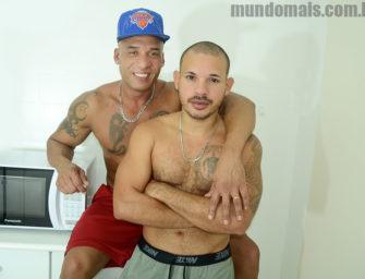 Cinesex Marcelo e Mauricio no Mundo Mais