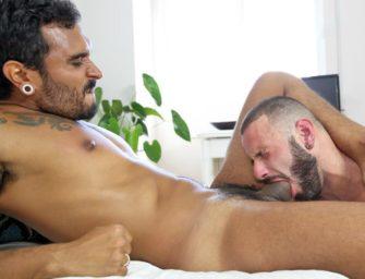 Esportes, suor, boas vibrações e….muito sexo com Lucio Saints