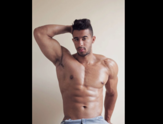 Ator da Hotboys participa de quadro de namoro no SBT; assista seu vídeo