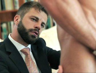 Ramon, o advogado evangélico do rabo grande e gostoso