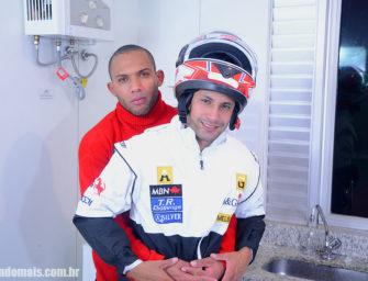 Filme de Inverno com Marcelo e a estreia de Deco Motoqueiro