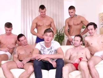 """""""Reality show"""" promove experiência interessante com vários machos"""