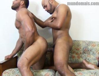 Cinesex com o Daniel Carioca comendo o Marcelo