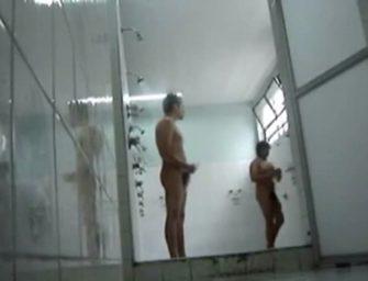 Aquela bronha tímida no vestiário da natação