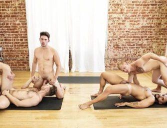 Sim, a aula de yoga pode ser bem relaxante com o professor certo