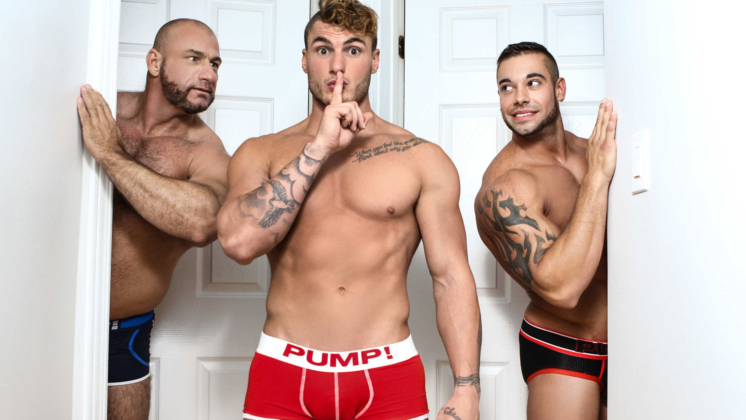 Sportsmen gay sex movie and hot xxx man 3
