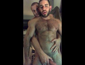Um sex tape para deixar qualquer um babando e salivando
