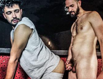 Será que Marcos Goiano vai ceder dar pro bartender?