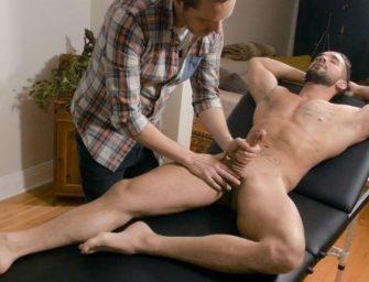 Relaxar numa massagem sensacional nunca foi algo tão bom