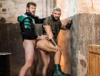 Aquaman e Lanterna Verde  sabem, como ninguém, como se animar