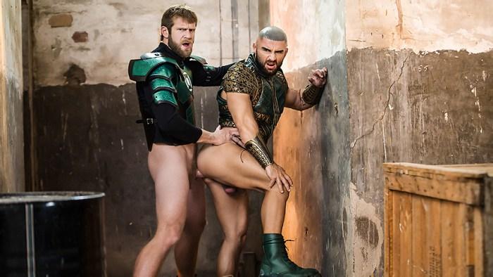 Aquaman, Colby Keller, Men.com, Francois Sagat