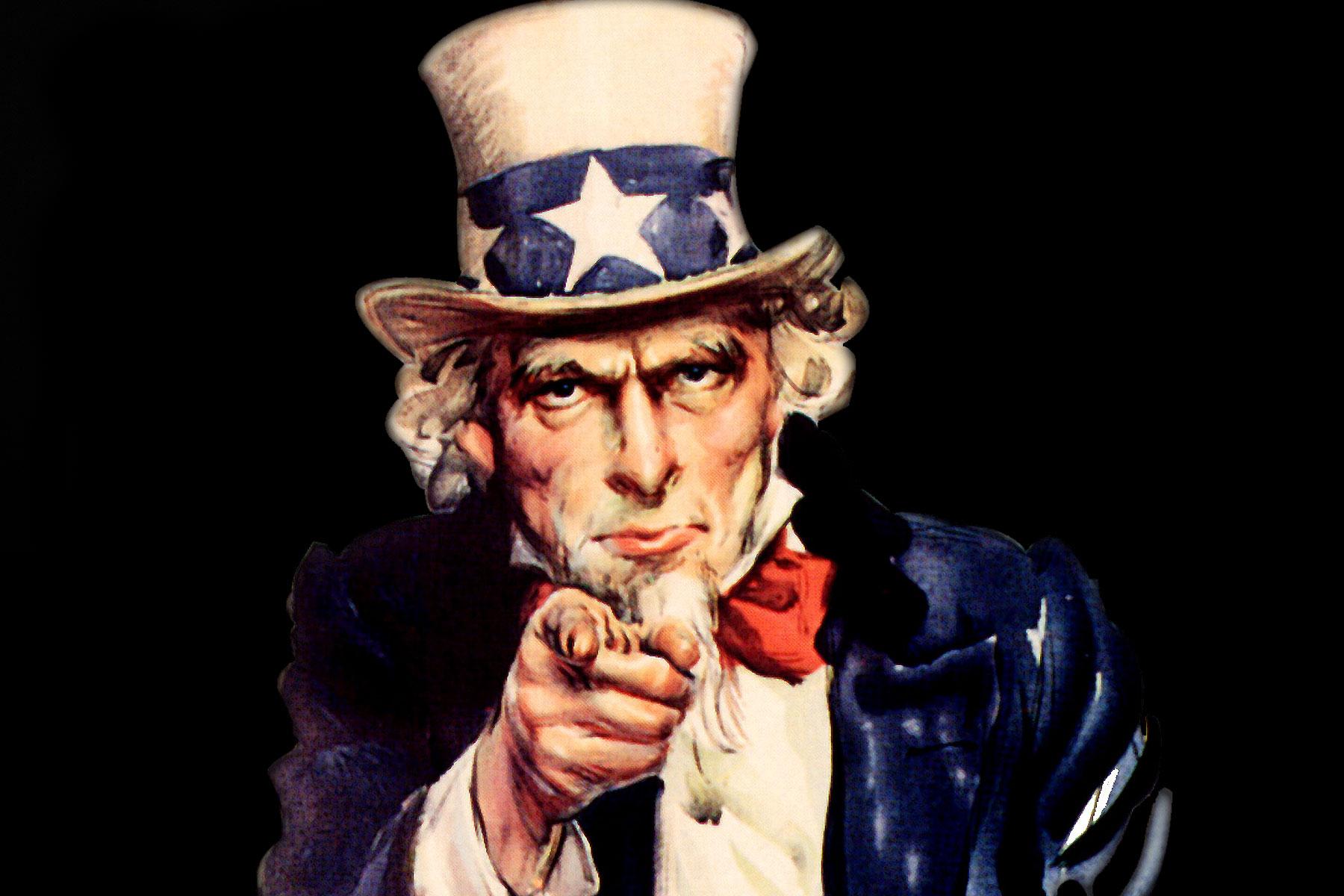 We Want You, Conto Erótico