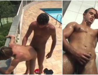 Dois em um: brasileiros estão com um tesão da porra depois do treino