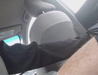 Motorista do Uber gosta de conhecer bem seus passageiros