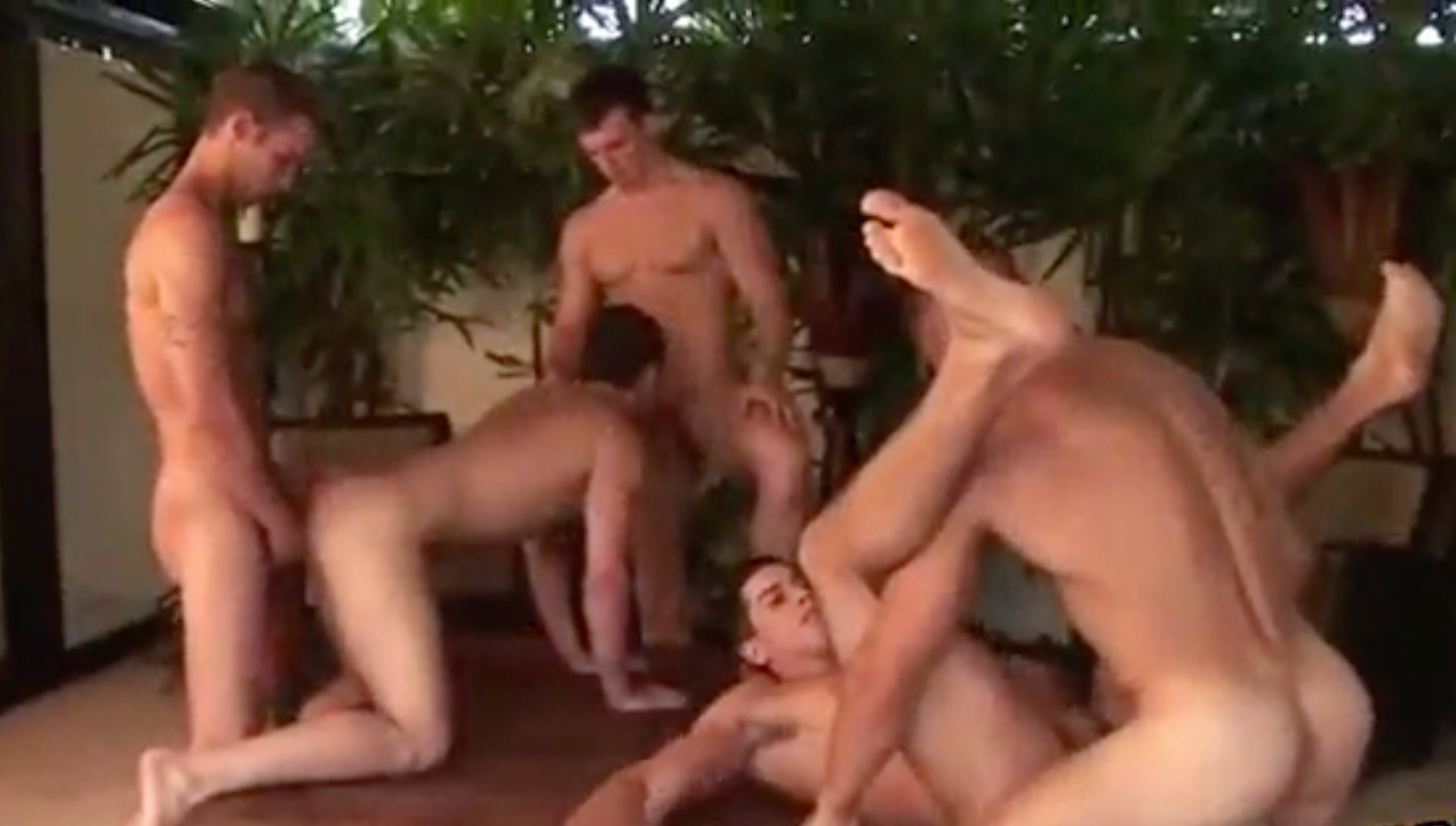 Cinco Safados, Pornô Gay, Sexo Gay, Sean Cody