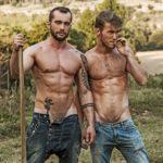 Marq Daniels, Tyler Berg, Pornô Gay, Sexo Gay
