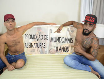 PROMOÇÃO DE ANIVERSÁRIO MUNDO MAIS!! Estréia de vídeos amadores!