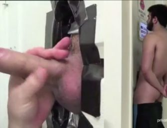 Hétero recebe mamada de macho que toma todo seu leite