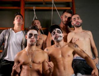 """""""The Purge – Uma Noite de Crime"""" ganha paródia pornô gay; assista"""
