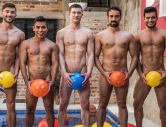Orgia Gay: cinco homens num bacanal explosivo e muito tesudo