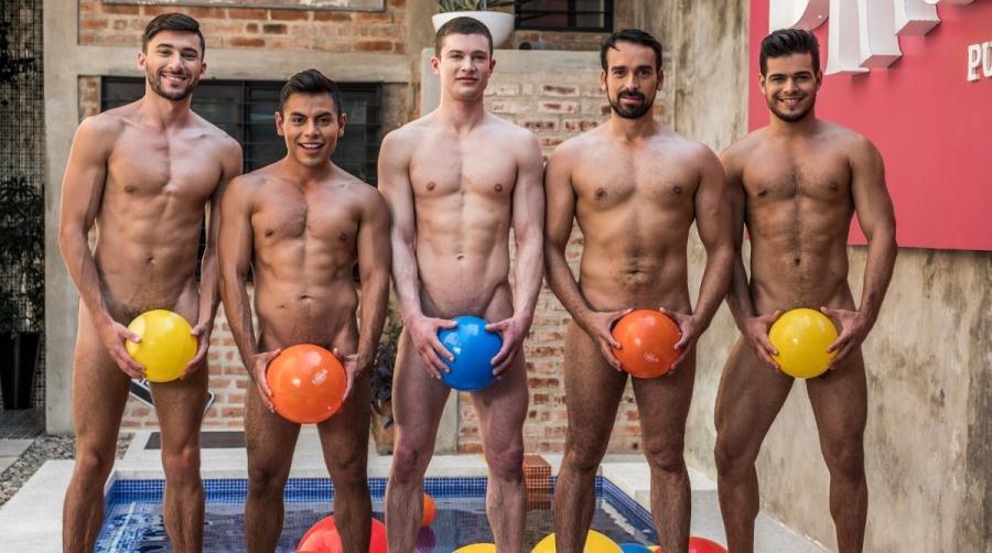 Ruslan Angelo, Rico Marlon, Scott DeMarco, Daniel Azcona & Sebastien Oliver