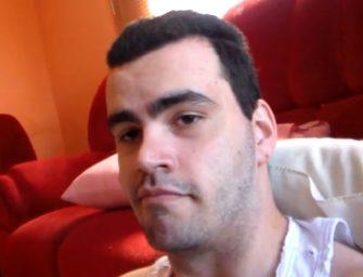 Rapahel Holmes, brasileiro dotado que filmou gozada sensacional