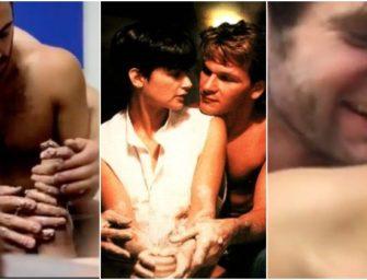 Será que vem aí uma paródia gay do filme Ghost – O Outro Lado da Vida?