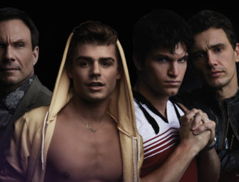 Netflix: King Cobra, filme sobre Brent Corrigan, já chegou no streaming