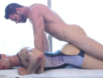 Massagem gay do amigo é uma das melhores que você vai sentir hoje